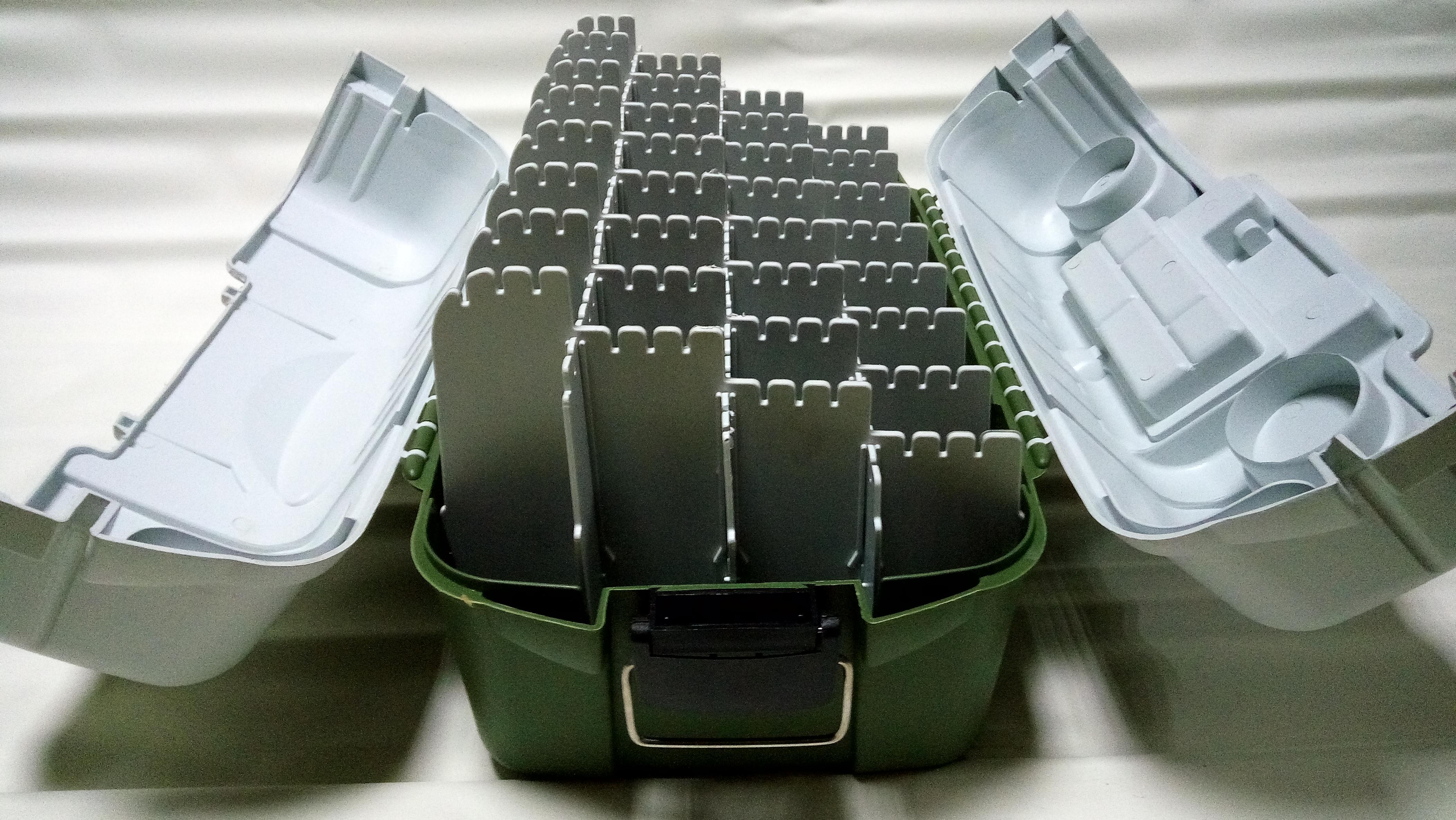 Сумки ящики для воблеров