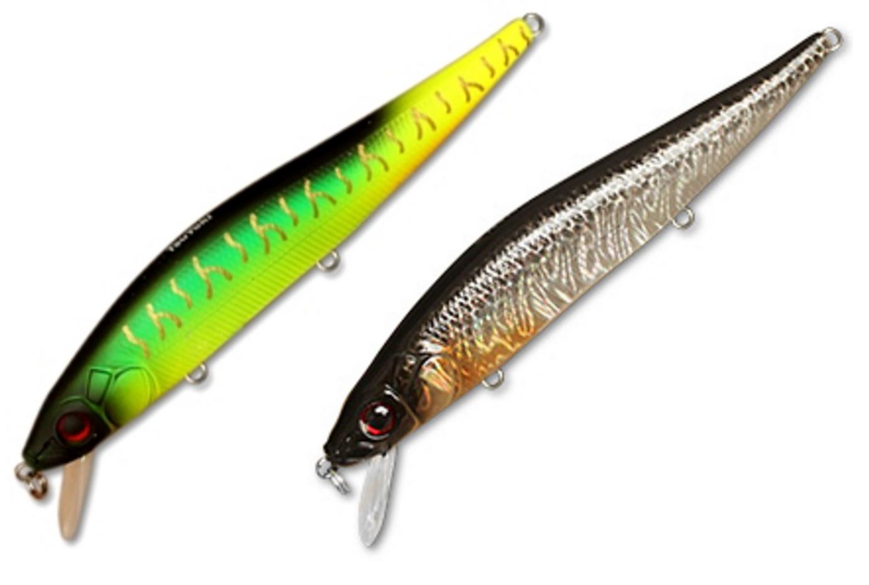 Обзор воблера TsuYoki Wink 110F и 130SP . Отзывы рыболовов о воблере Тсуеки Винк 110, 130 СП