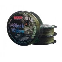 ШНУР BLACK WIDOW GREEN (зелёный) 125 m